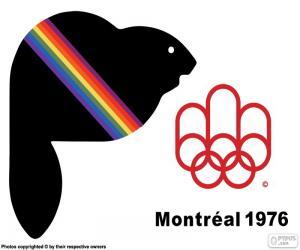 Rompicapo di Giochi Olimpici Montreal 1976