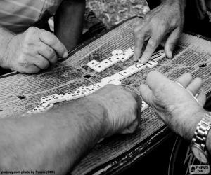 Rompicapo di Gioco del Domino