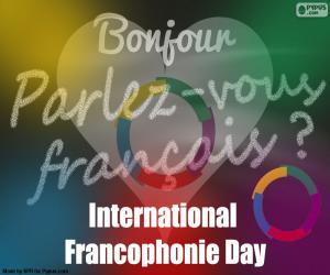 Rompicapo di Giornata della lingua francese