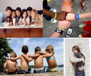 Rompicapo di Giornata Internazionale dell'Amicizia, 30 luglio