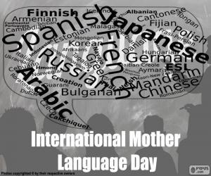 Rompicapo di Giornata internazionale della lingua madre