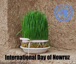 Rompicapo di Giornata Internazionale del Novruz