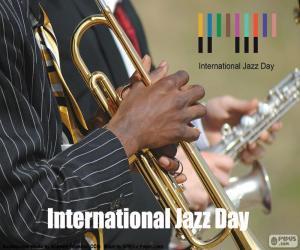 Rompicapo di Giornata Internazionale del Jazz