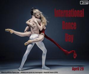 Rompicapo di Giornata Internazionale della Danza