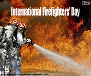 Rompicapo di Giornata internazionale del fuoco