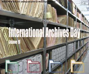 Rompicapo di Giornata internazionale degli archivi