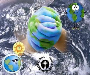 Rompicapo di Giornata Internazionale per la Preservazione dello strato di ozono, 16 settembre
