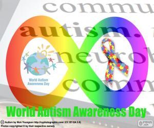 Rompicapo di Giornata Mondiale Autismo