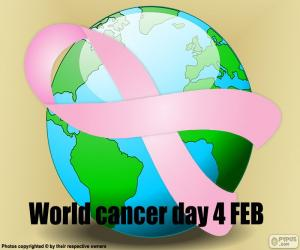 Rompicapo di Giornata mondiale del cancro