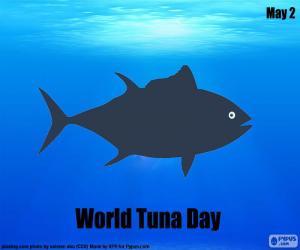 Rompicapo di Giornata mondiale del tonno