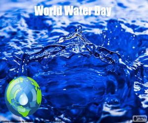 Rompicapo di Giornata mondiale dell'acqua