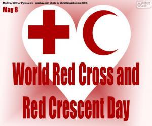 Rompicapo di Giornata mondiale della Croce Rossa e della Mezzaluna Rossa