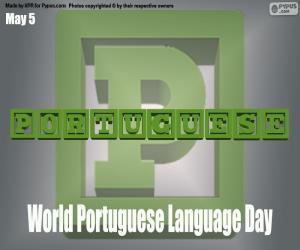 Rompicapo di Giornata mondiale della lingua portoghese