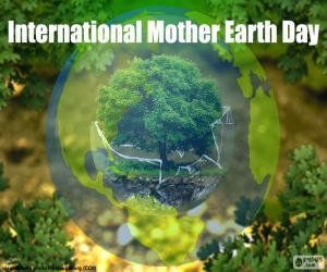 Rompicapo di Giornata mondiale della Madre Terra