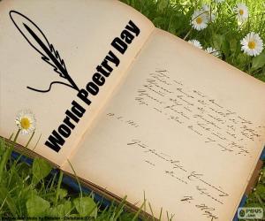 Rompicapo di Giornata Mondiale della Poesia