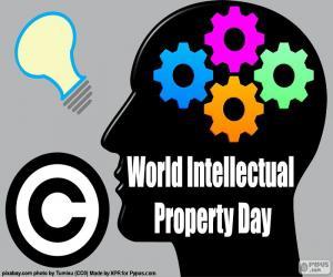 Rompicapo di Giornata mondiale della proprietà intellettuale