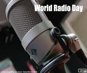 Rompicapo di Giornata mondiale della Radio