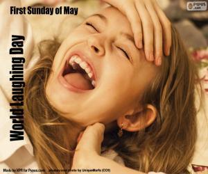 Rompicapo di Giornata mondiale della risata