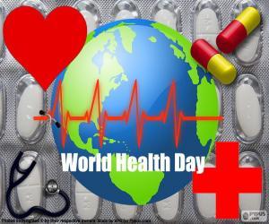 Rompicapo di Giornata mondiale della salute