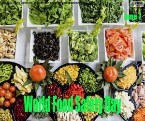 Rompicapo di Giornata mondiale della sicurezza alimentare