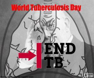 Rompicapo di Giornata mondiale della tubercolosi