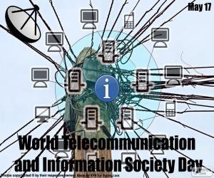 Rompicapo di Giornata mondiale delle telecomunicazioni e società dell'informazione