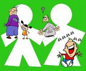 Rompicapo di Giorno dei Santi Innocenti 28 dicembre è celebrato da battute o scherzi in Spagna e in alcuni paesi dell'America Latina