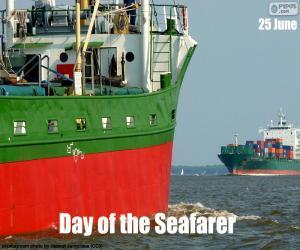 Rompicapo di Giorno della gente di mare