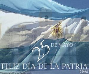 Rompicapo di Giorno della patria Argentina