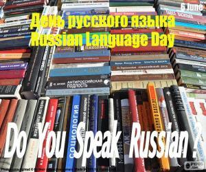Rompicapo di Giorno di lingua russa