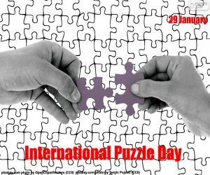 Rompicapo di Giorno internazionale del Puzzle