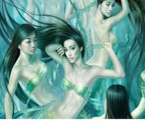 Rompicapo di Giovani sirene