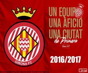Rompicapo di Girona FC 2016-2017