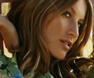 Rompicapo di Gisele Bündchen, modella e attrice brasiliana