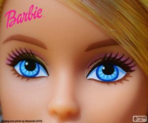 Rompicapo di Gli occhi di Barbie
