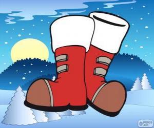 Rompicapo di Gli stivali di Babbo Natale