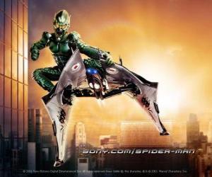 Rompicapo di Goblin è un supercriminale considerato uno dei arcinemici di l'Uomo Ragno