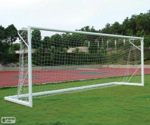 Rompicapo di Gol di gioco del calcio