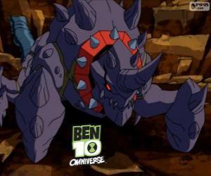 Rompicapo di Granchione è un alieno di Nemetrix, Ben 10 Omniverse