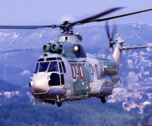 Rompicapo di Grand elicottero