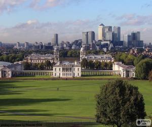 Rompicapo di Greenwich Park, Londra