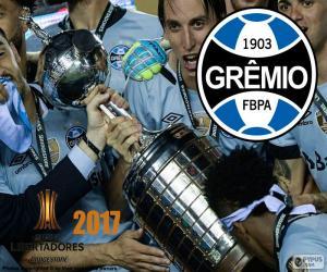 Rompicapo di Gremio, campione di Libertadores 2017