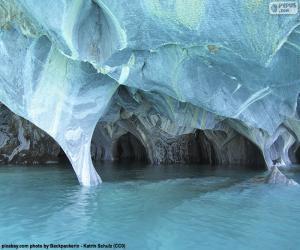 Rompicapo di Grotte di marmo, Cile