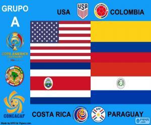 Rompicapo di Gruppo A, C. América centenario