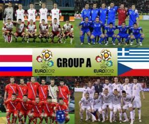 Rompicapo di Gruppo A - Euro 2012 -
