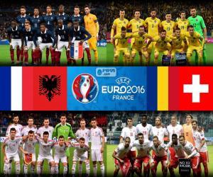 Rompicapo di Gruppo A, Euro 2016