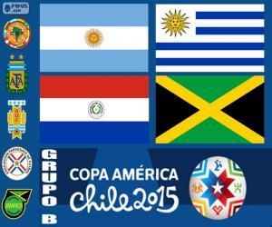 Rompicapo di Gruppo B, Copa America 2015