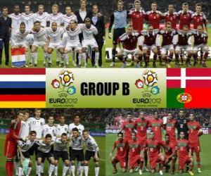 Rompicapo di Gruppo B - Euro 2012-