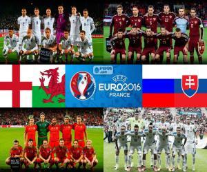 Rompicapo di Gruppo B, Euro 2016