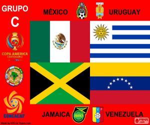 Rompicapo di Gruppo C, C. América Centenario